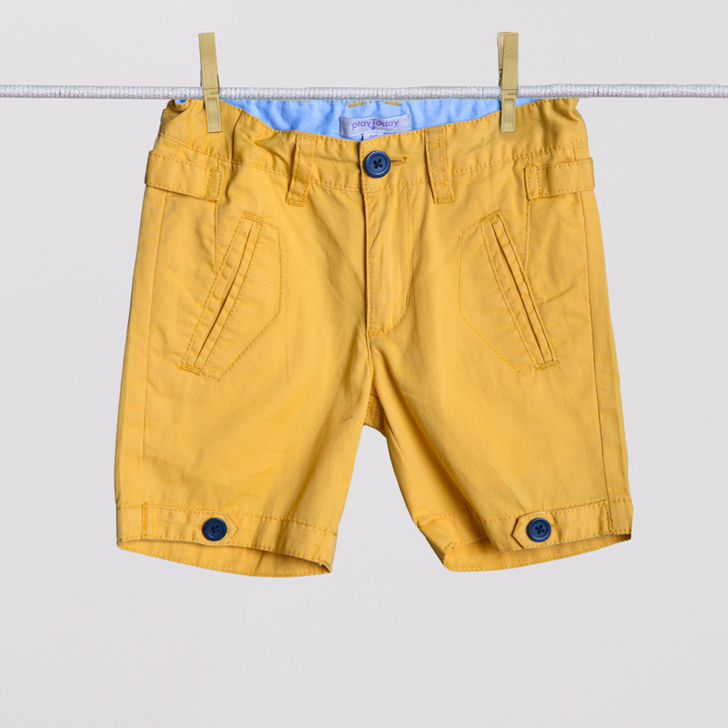 Шорты текстильные для мальчиков 251035