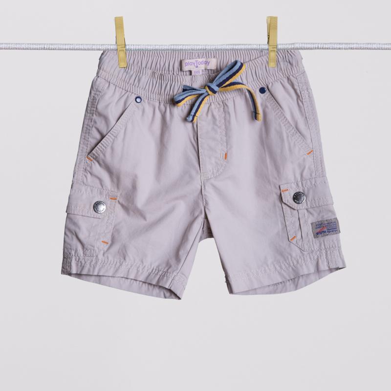 Шорты текстильные для мальчиков 251036