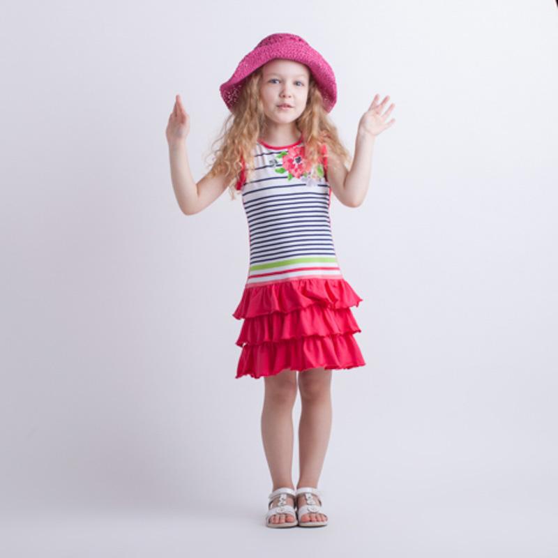 Шляпа соломенная для девочек 252022