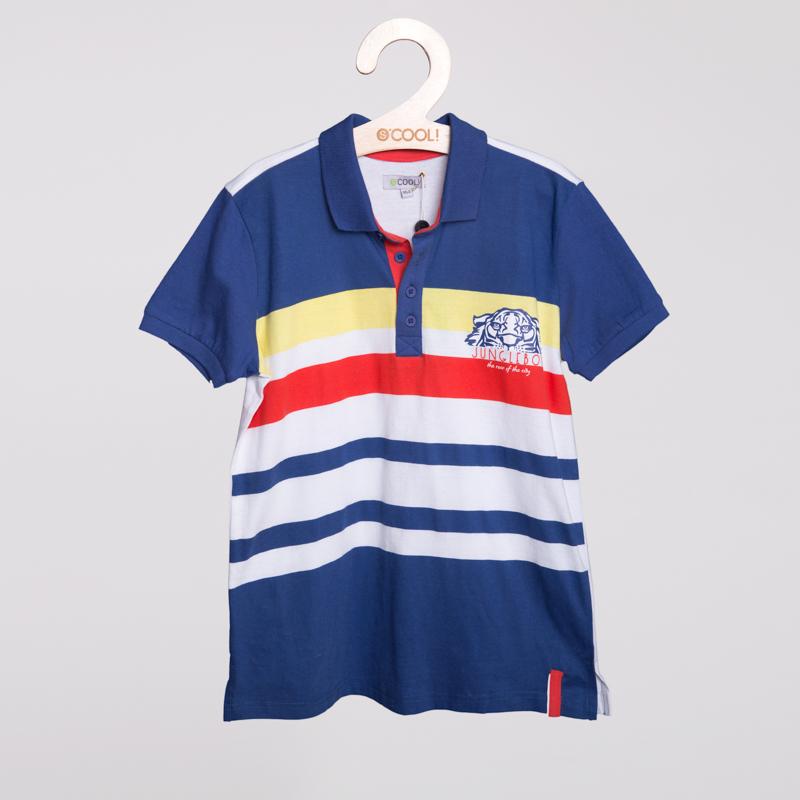 Фуфайка трикотажная для мальчиков (футболка) 253001