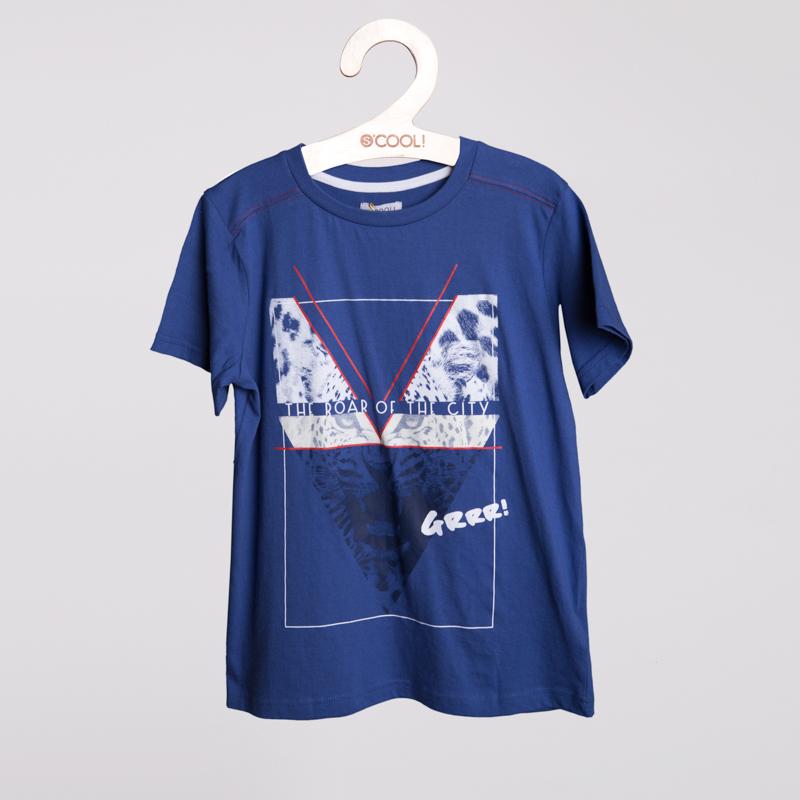 Фуфайка трикотажная для мальчиков (футболка) 253005