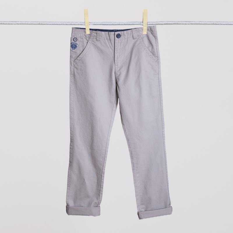 Брюки текстильные для мальчиков 253017