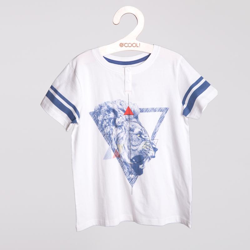 Фуфайка трикотажная для мальчиков (футболка) 253018