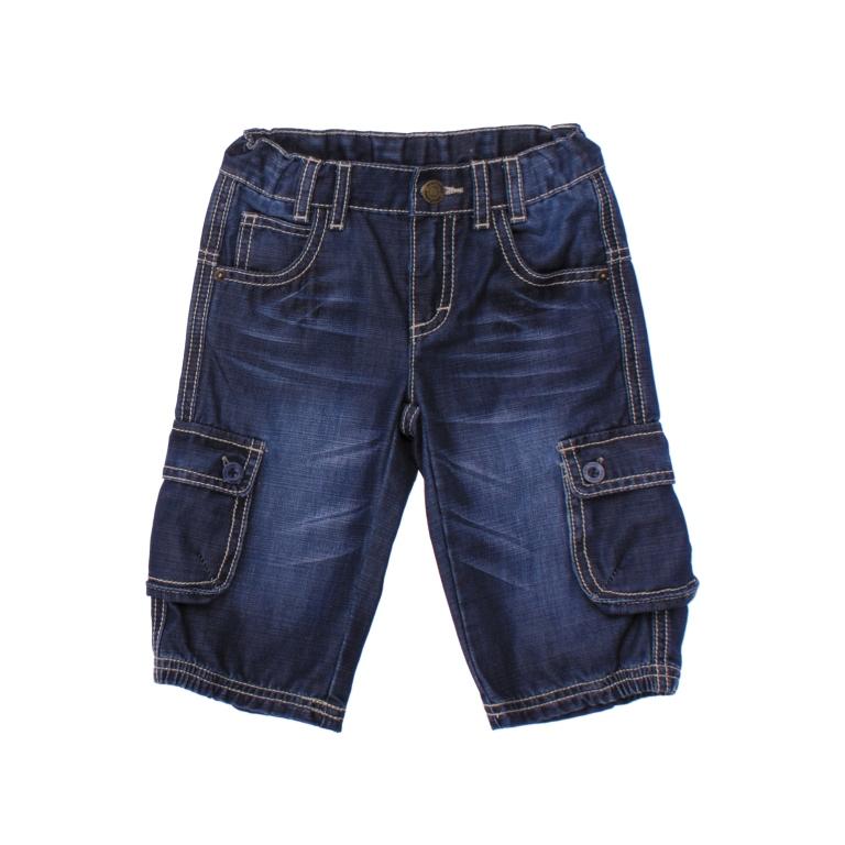Бриджи  джинсовые 261007