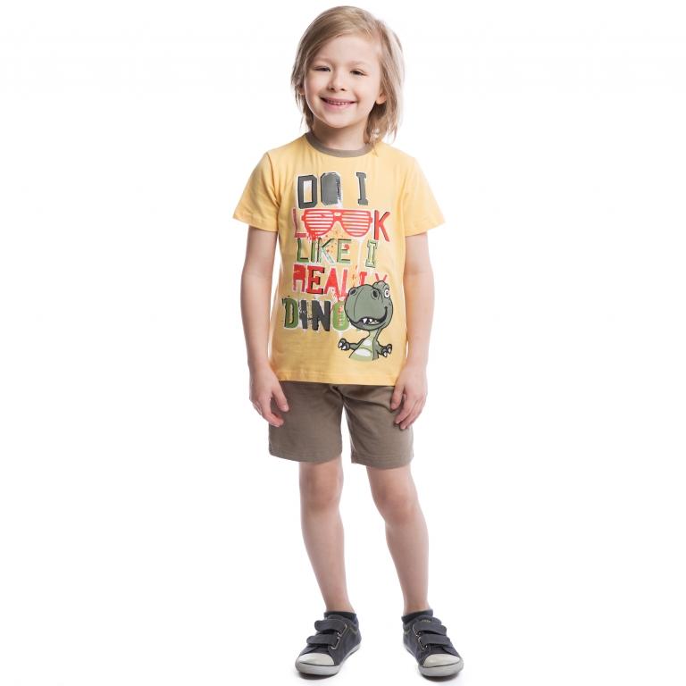 Комплект:футболка, шорты 261022