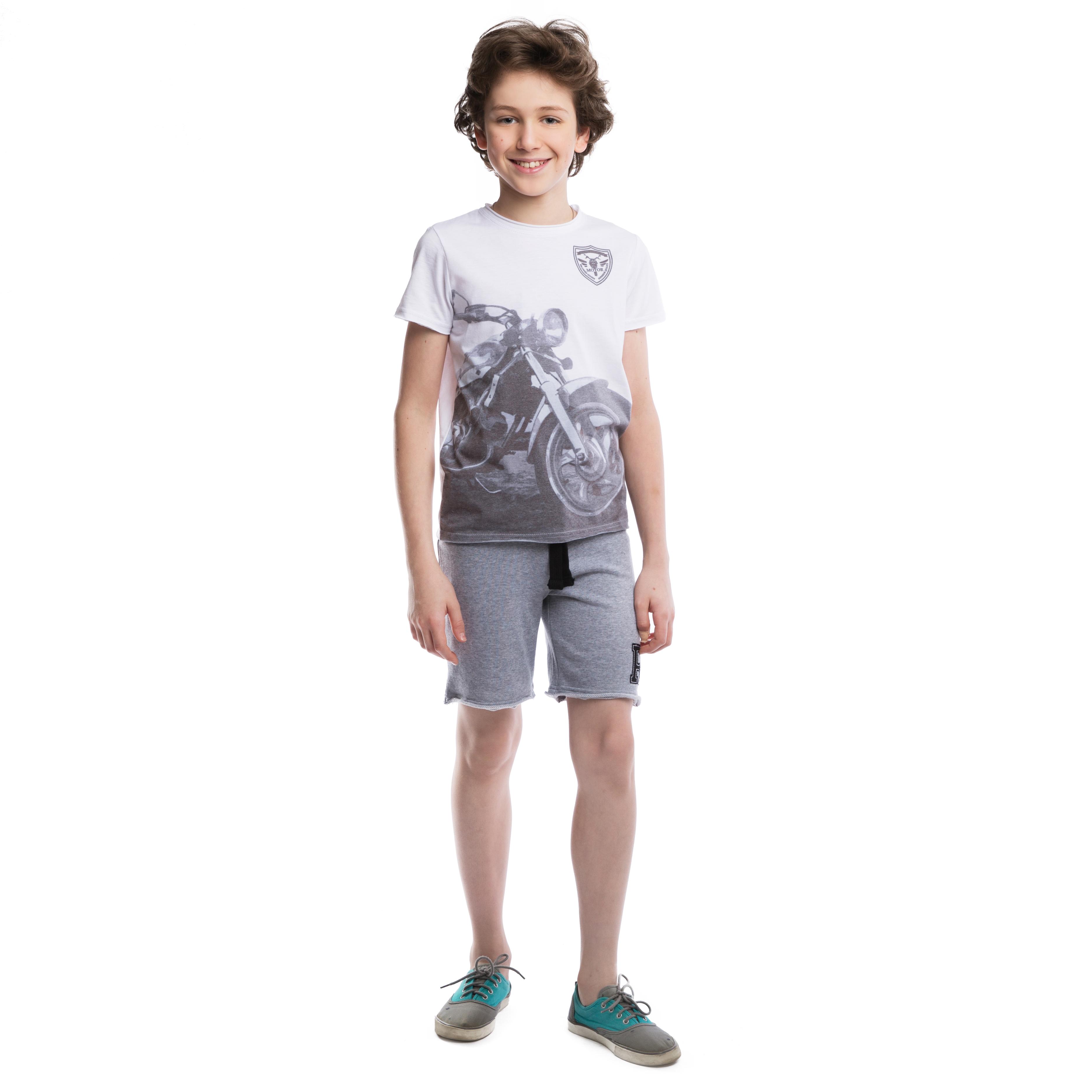 Комплект:футболка, шорты 263019