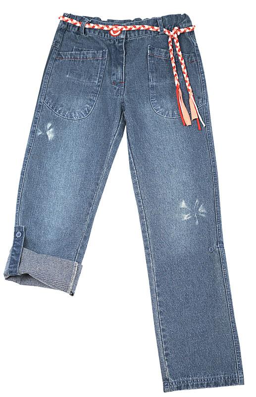 джинсы для дев. 29408