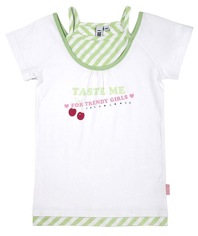 футболка для дев. 29413