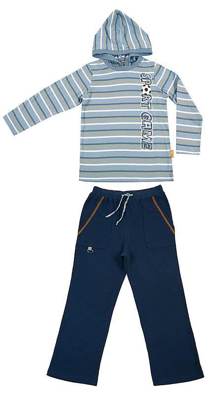 Комплект: футболка, брюки для мал. 30003