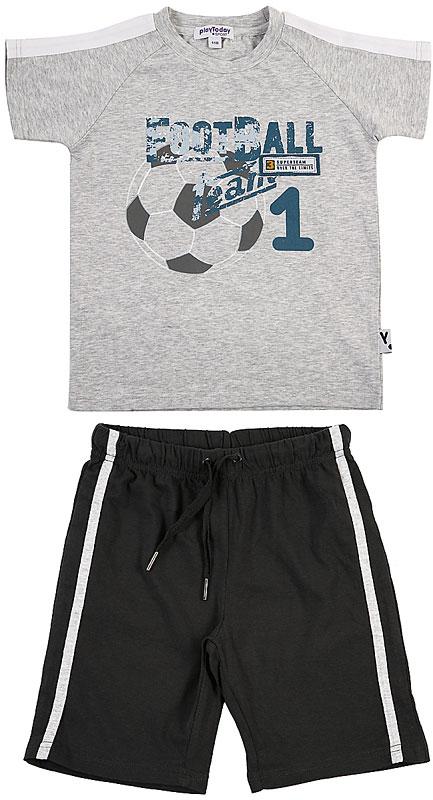 Комплект: футболка, шорты для мал. 30005