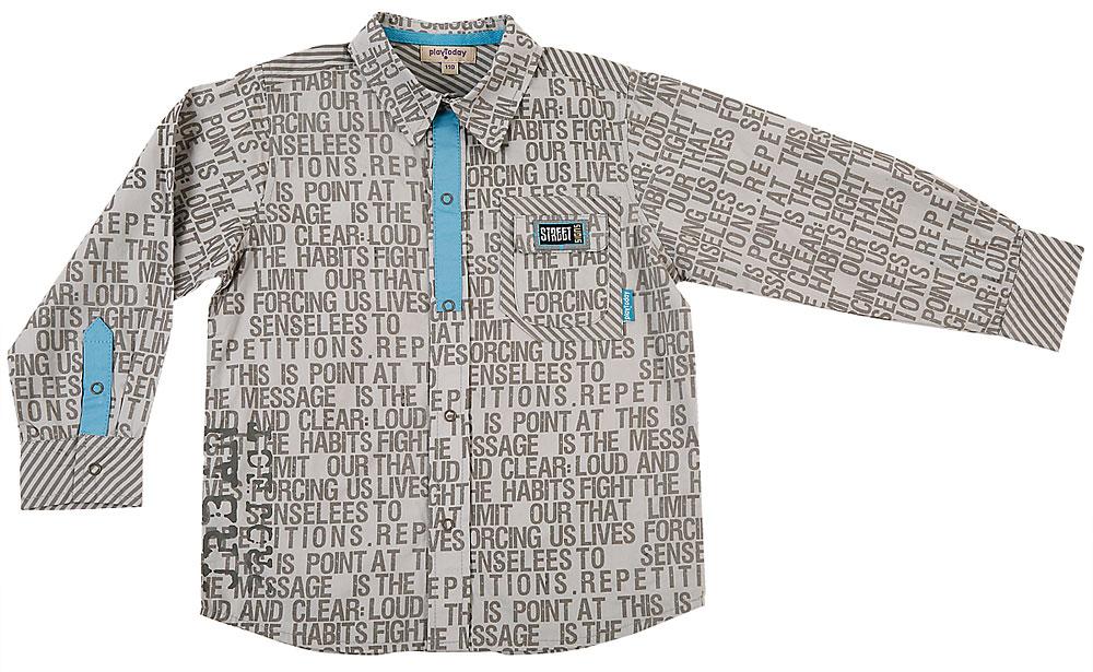Рубашка для мал. 301021