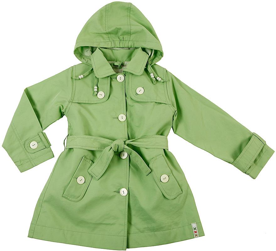 Пальто для дев. 302035