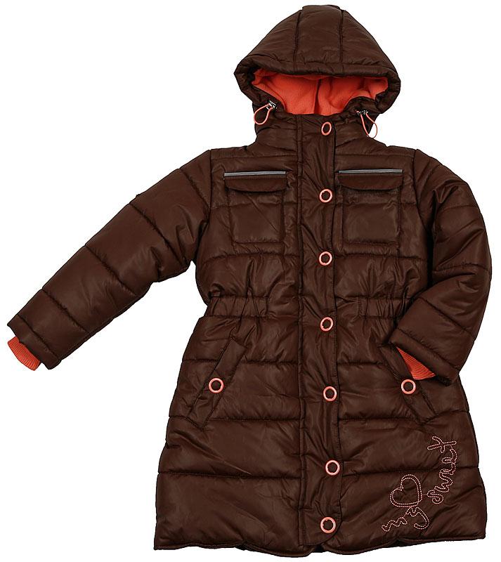 Пальто для дев. 302066