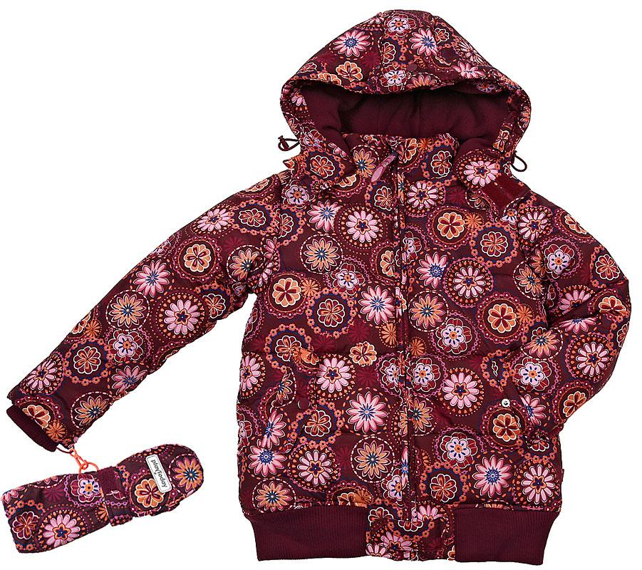 Куртка для дев. 302107