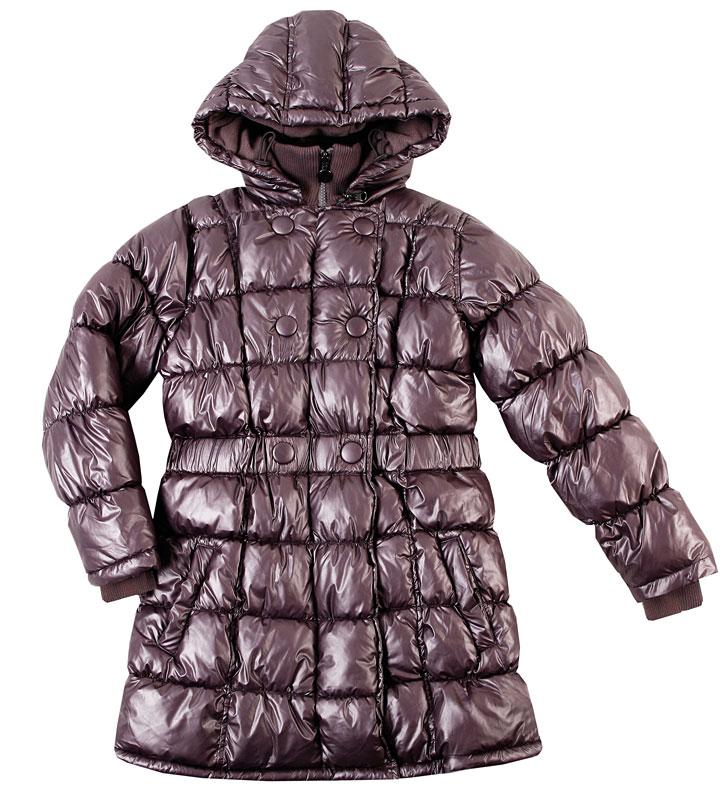 Пальто для дев. 30401