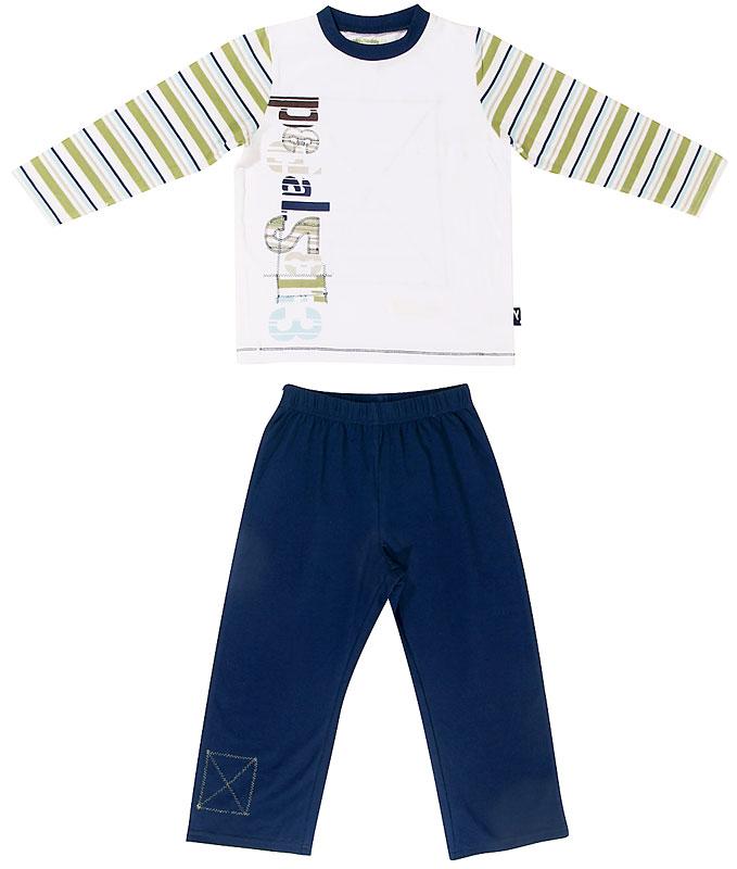 Комплект: футболка, брюки для мал. 30503