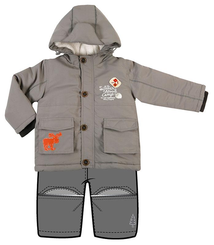 Комплект: куртка, комбинезон для мал. 307003