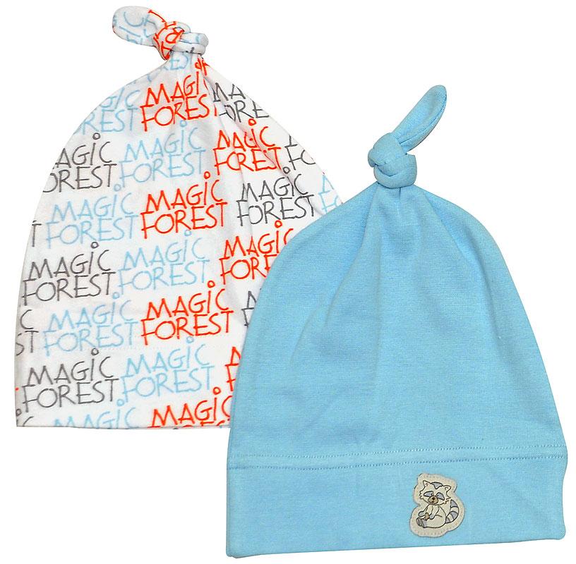 Комплект: шапочка - 2 шт. для мал. 307023
