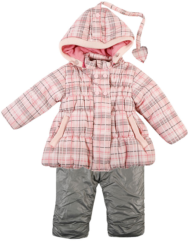 Комплект: куртка, полукомбинезон для дев. 308001