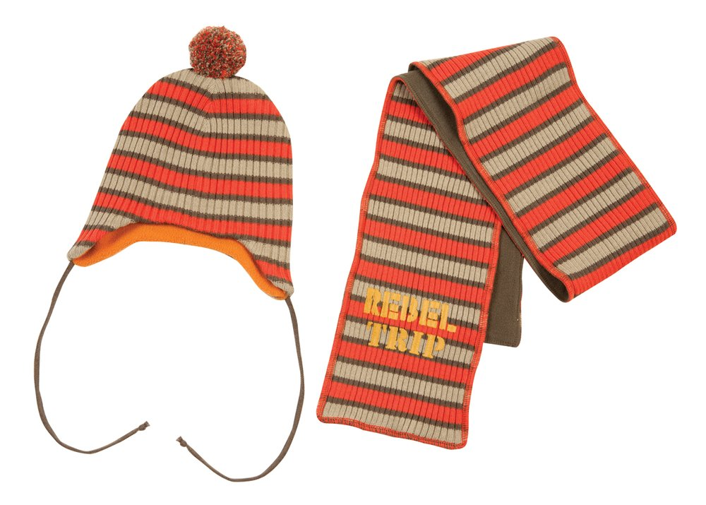 Комплект: шапка, шарф 311061