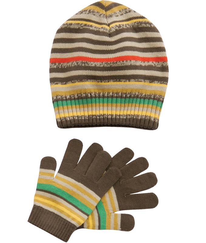 Комплект: шапка, перчатки 311062