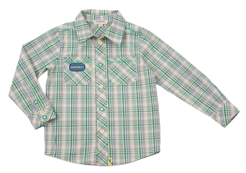 Комплект: рубашка, футболка 311115