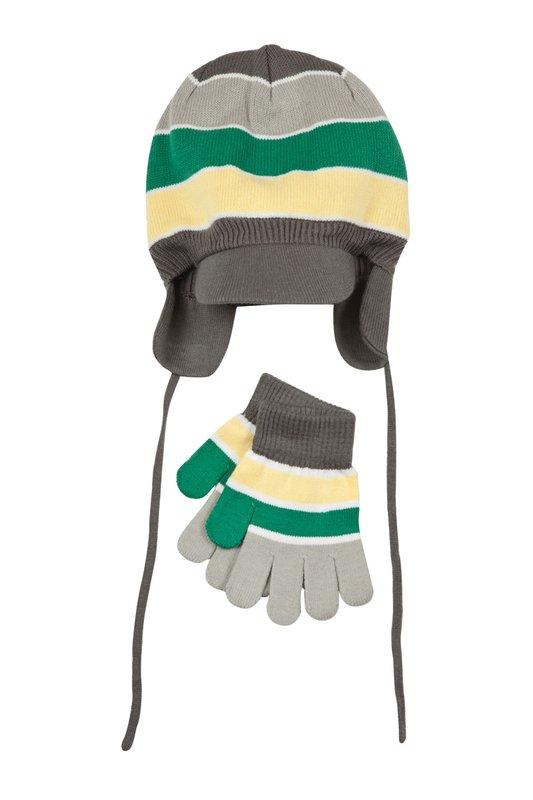 Комплект: шапка, перчатки 311130