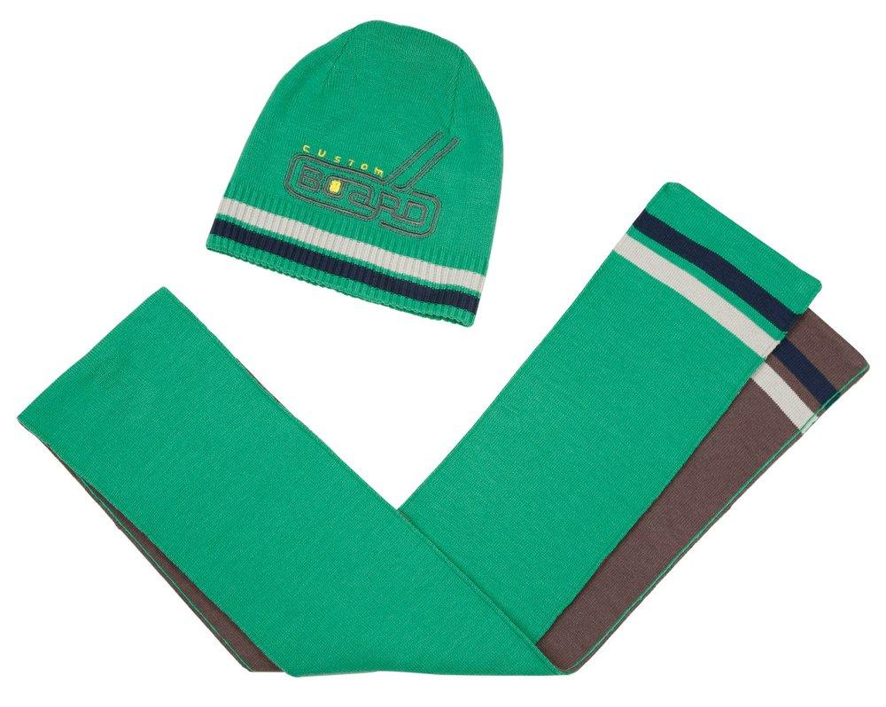Комплект: шапка, шарф 313078