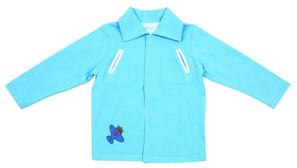 Комплект: боди, кофта, брюки /футболка с коротким рукавом, кофта, брюки 317023