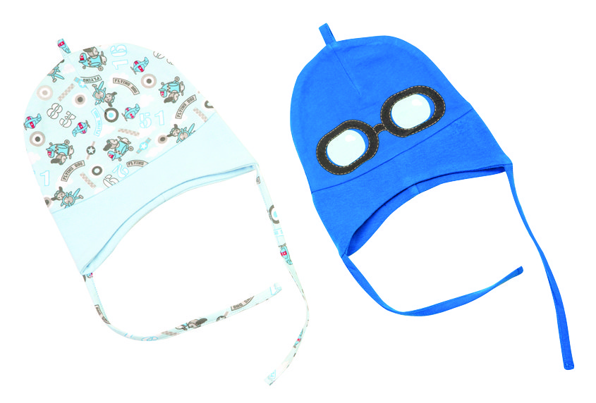 Комплект: шапочка - 2 шт. 317027
