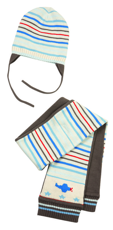 Комплект: шапка, шарф 317030