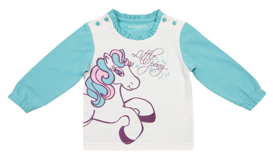 Комплект: футболка с длинным рукавом, леггинсы 318015