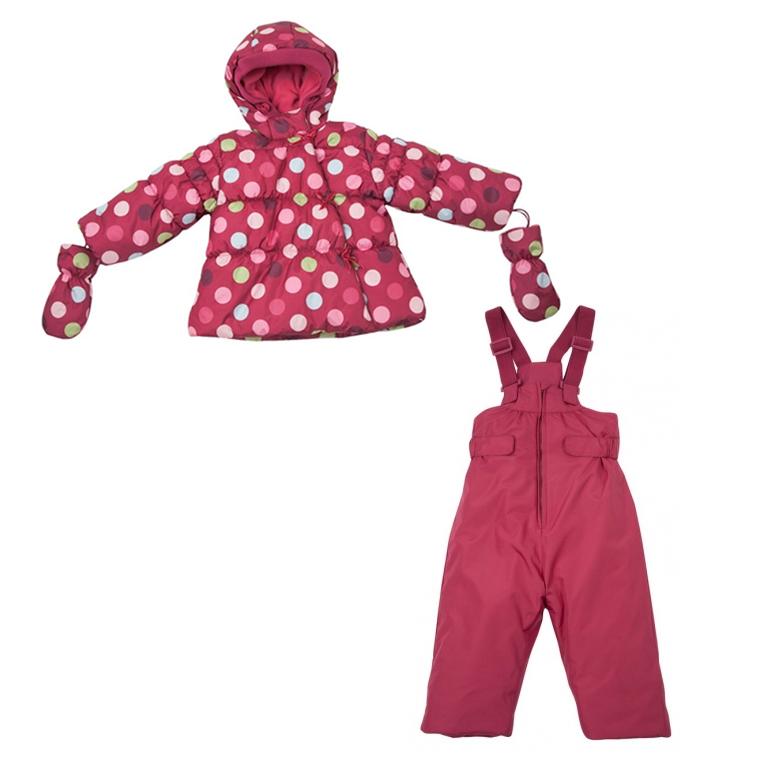 Комплект: куртка, полукомбинезон 318036