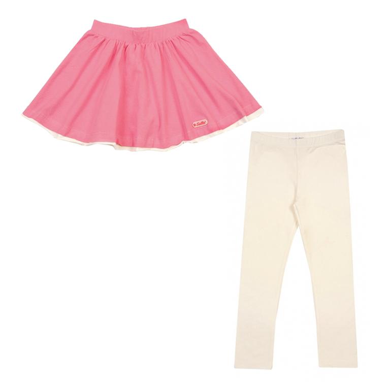 Комплект: юбка, леггинсы 31941