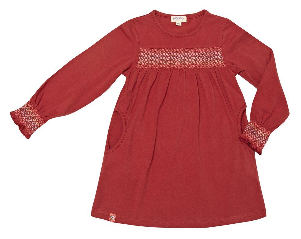 Комплект: платье, леггинсы 322142