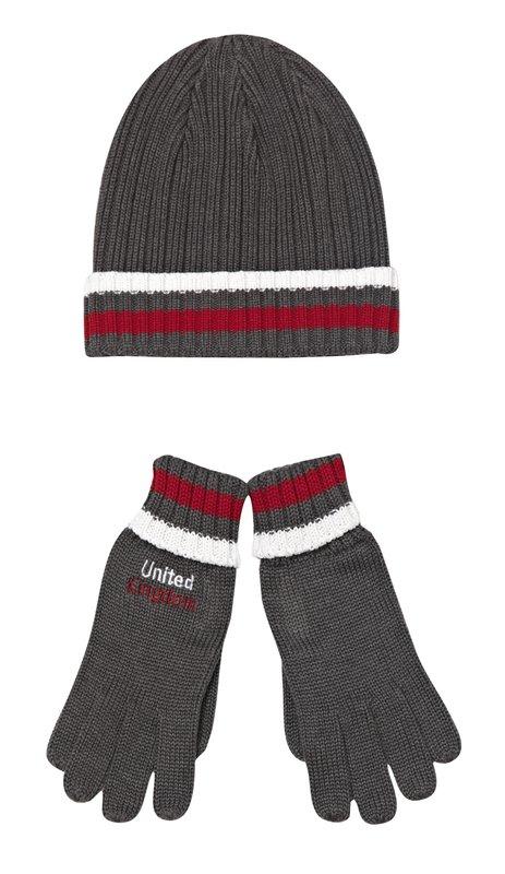 Комплект: шапка, перчатки 323007