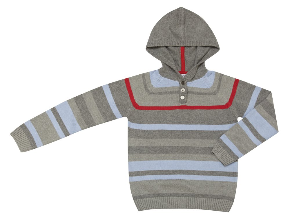 Детский Пуловер С Капюшоном Доставка