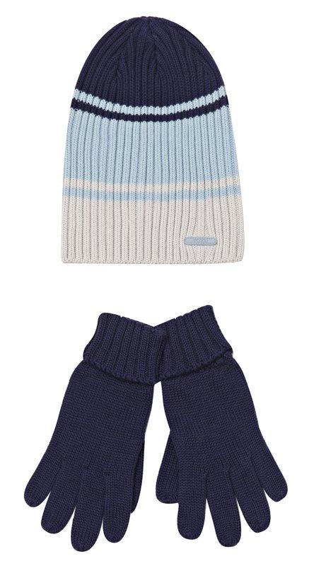 Комплект: шапка, перчатки 323057
