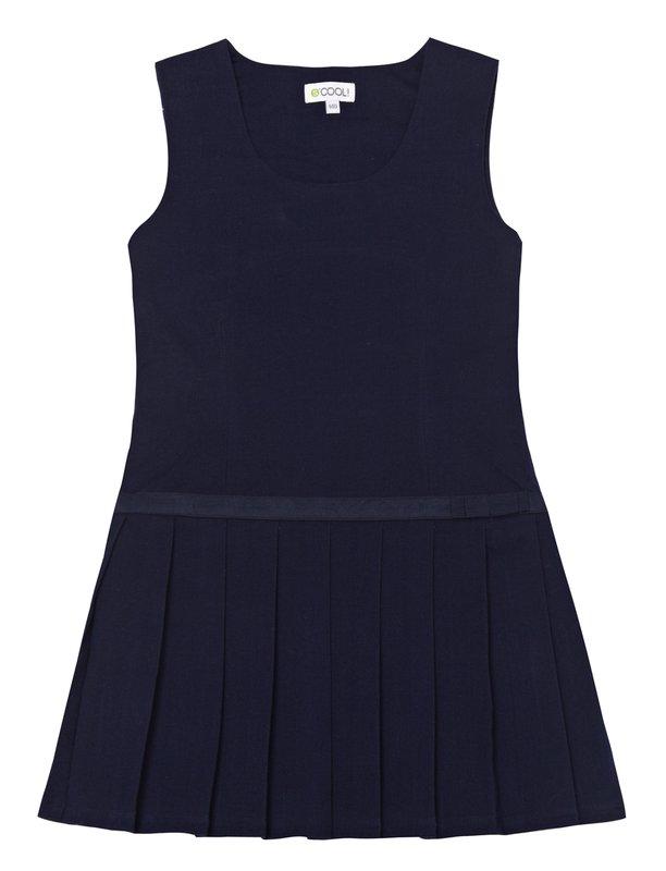 Сарафан  темно-синий 324024