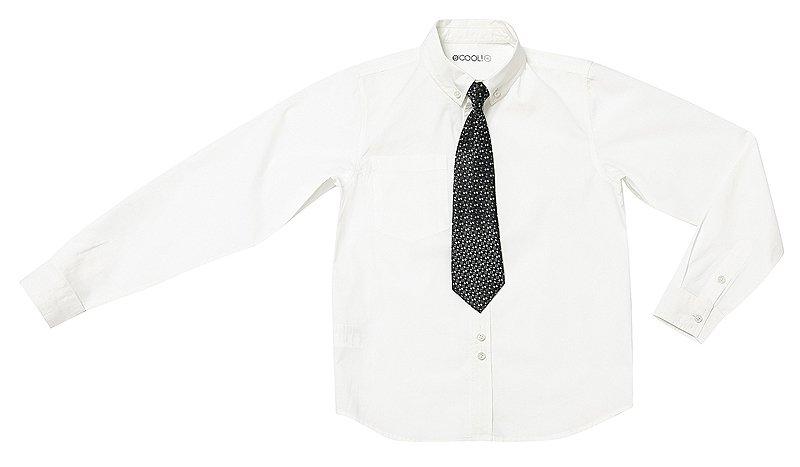 Комплект: сорочка, галстук 333008