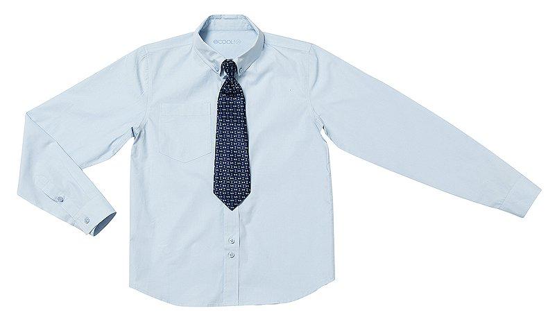 Комплект: сорочка, галстук 333009