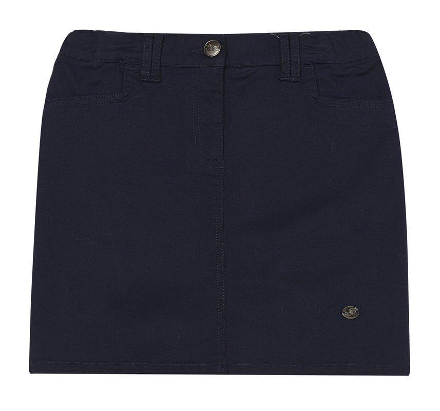 Юбка  темно-синяя 334010
