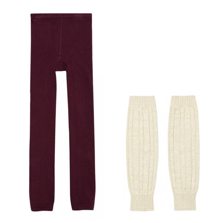 Комплект: брюки, гетры 334084