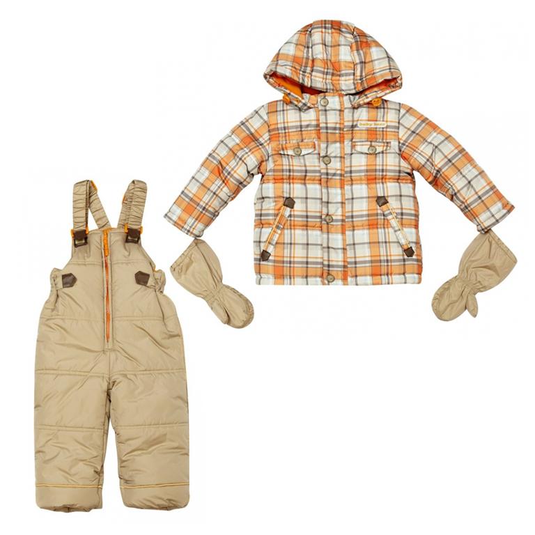 Комплект: куртка, полукомбинезон 337001