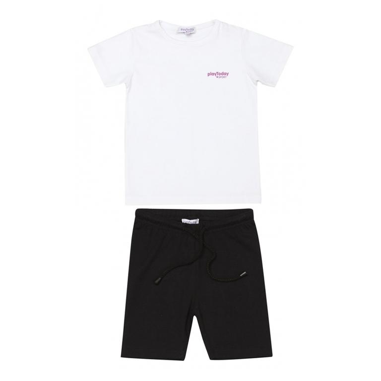 Комплект: футболка, шорты 339020