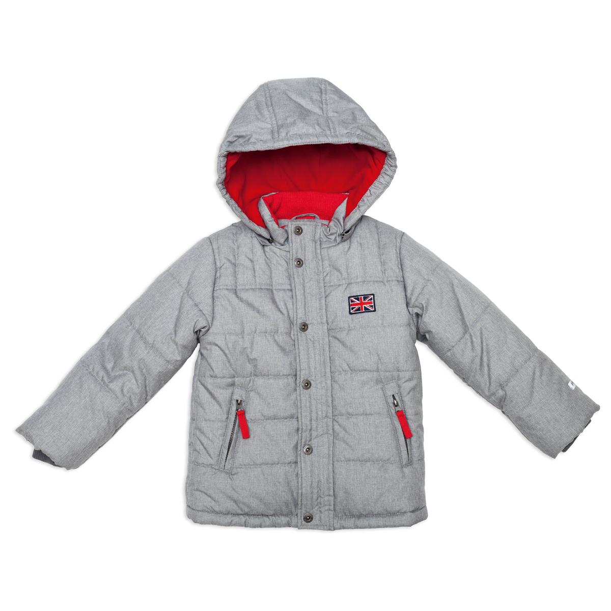 Куртка текстильная для мальчиков 341002