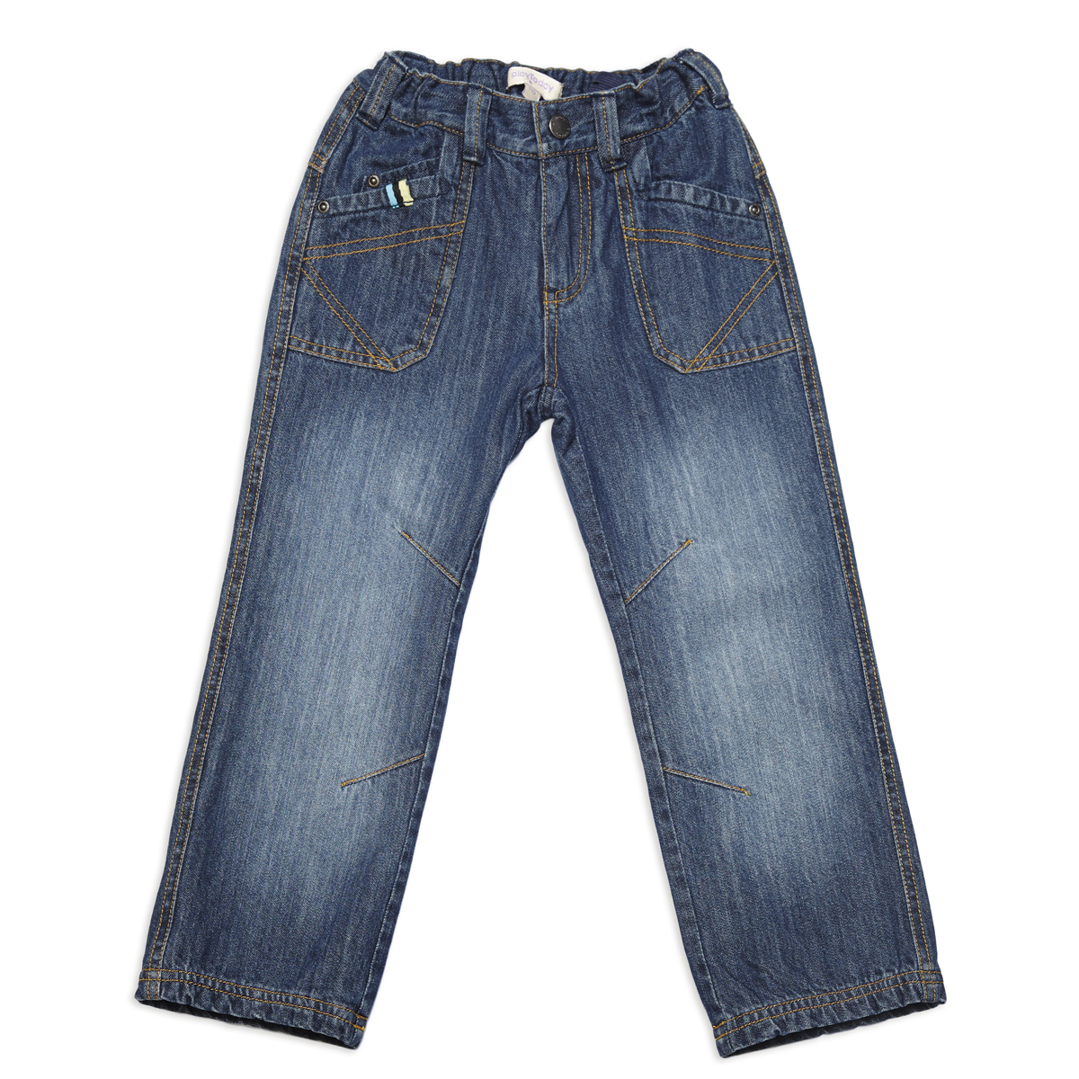 Брюки  джинсовые 341088