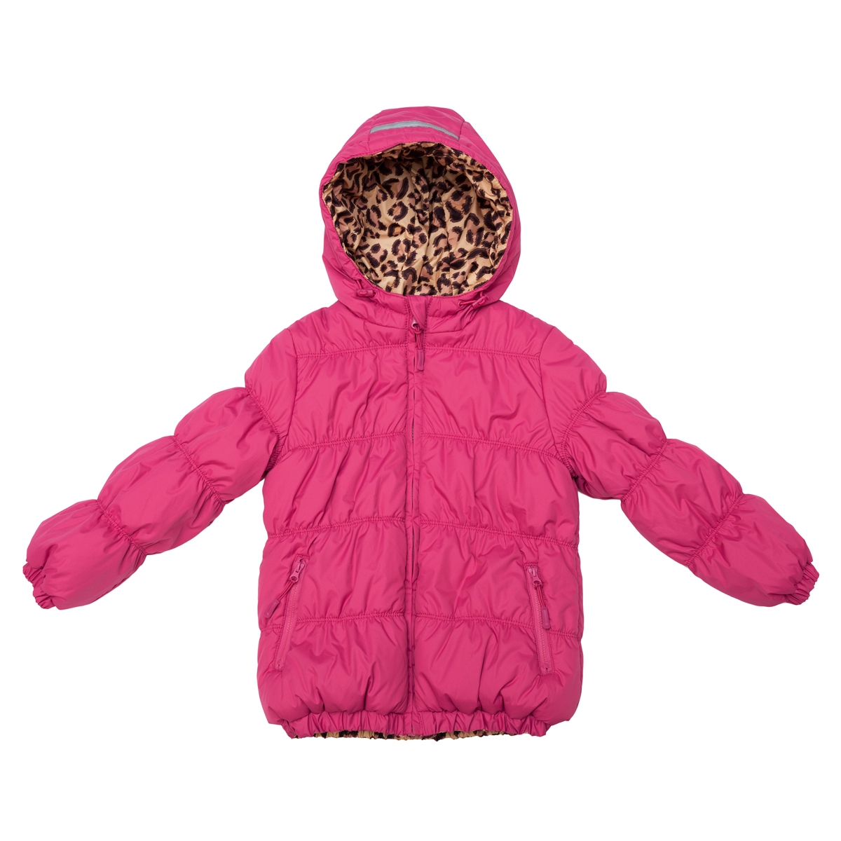 Куртка  (двусторонняя) 342003