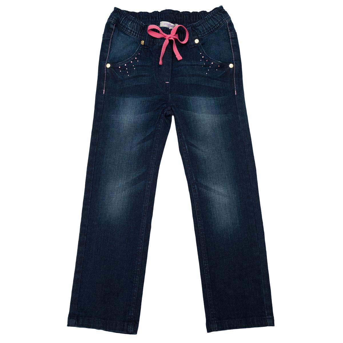 Брюки  джинсовые 342015