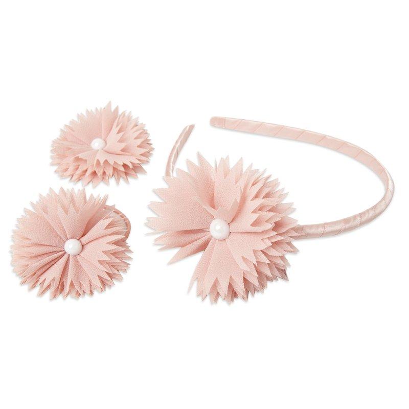 Комплект аксессуаров для волос: резинки - 2 шт., ободок 342706
